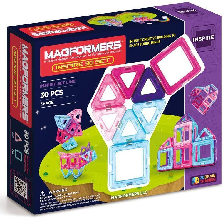 Magformers Inspire 30-Pieces Set