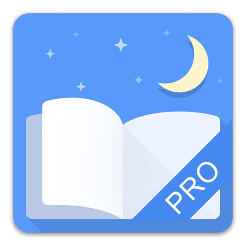 Moon+ Reader Pro Android App
