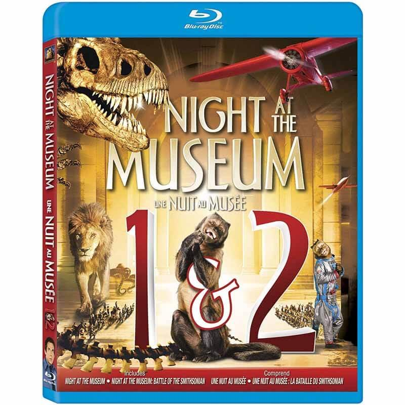 Night at Museum 2-Film Set Blu-ray