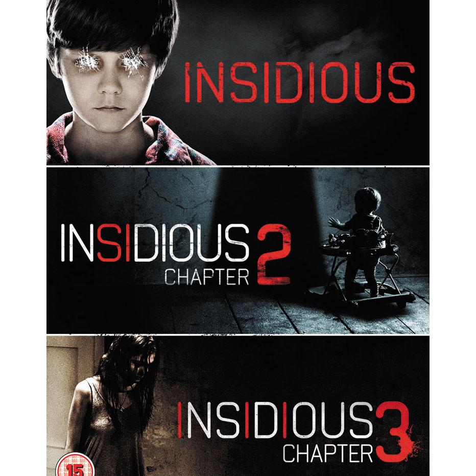 Insidious Trilogy Movie Download