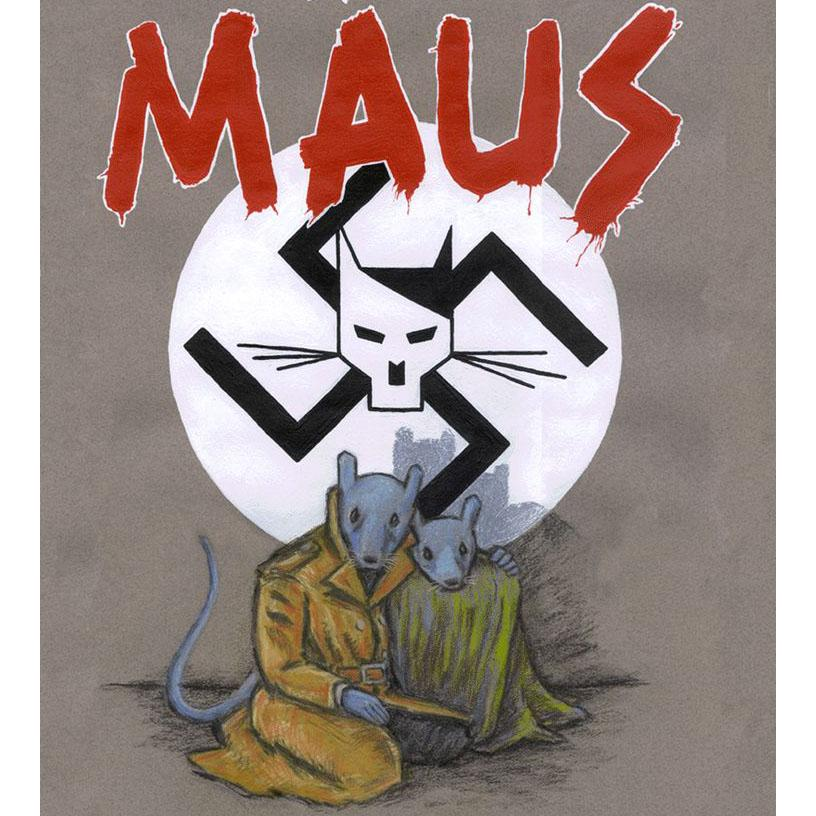 Complete Maus Hardcover Book