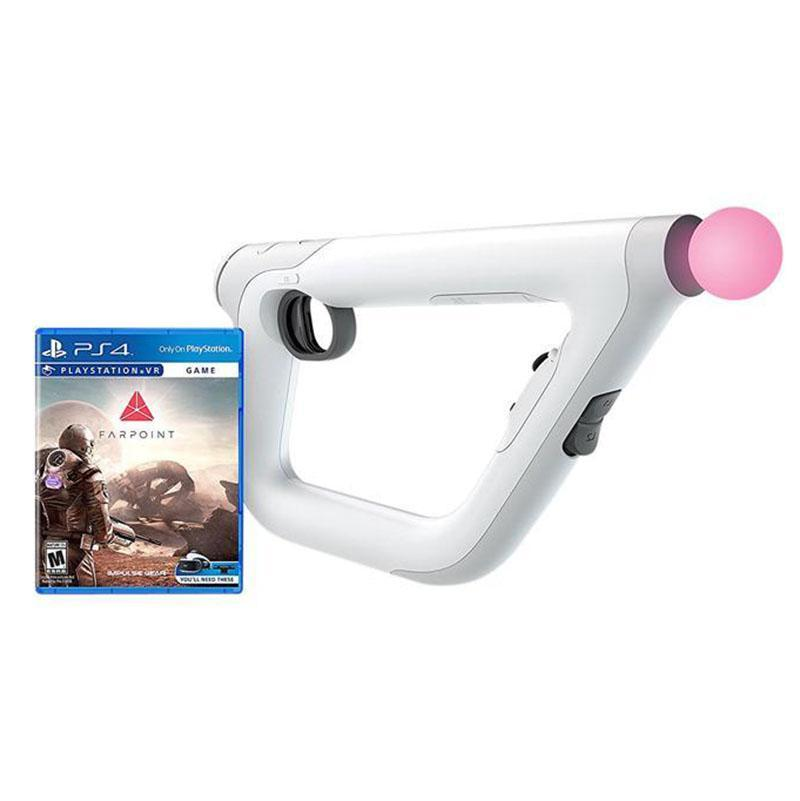 Farpoint VR with Aim Controller Bundle PS4