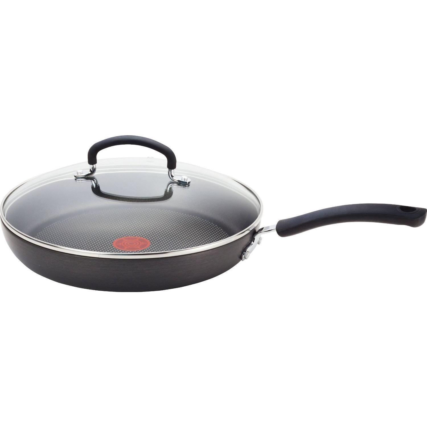 T-fal Ultimate Hard Titanium Nonstick 12in Cookware