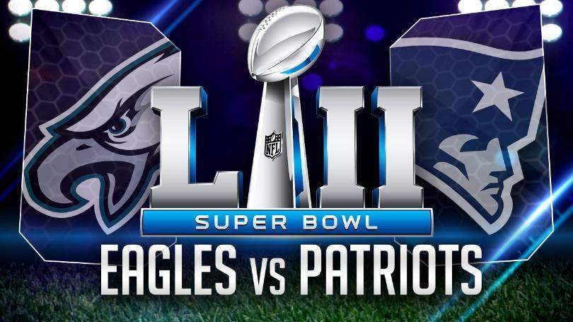 How to Watch SuperBowl 52 Patriots vs Eagles Free
