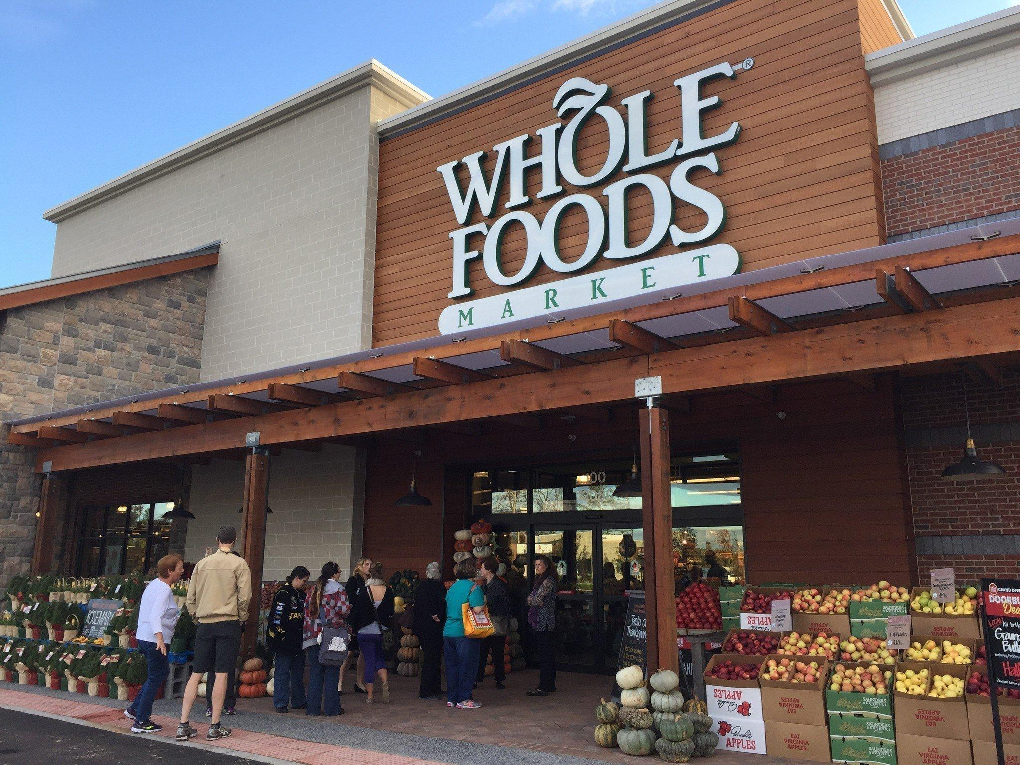 Out) Whole Foods Gift Cards 10% Off