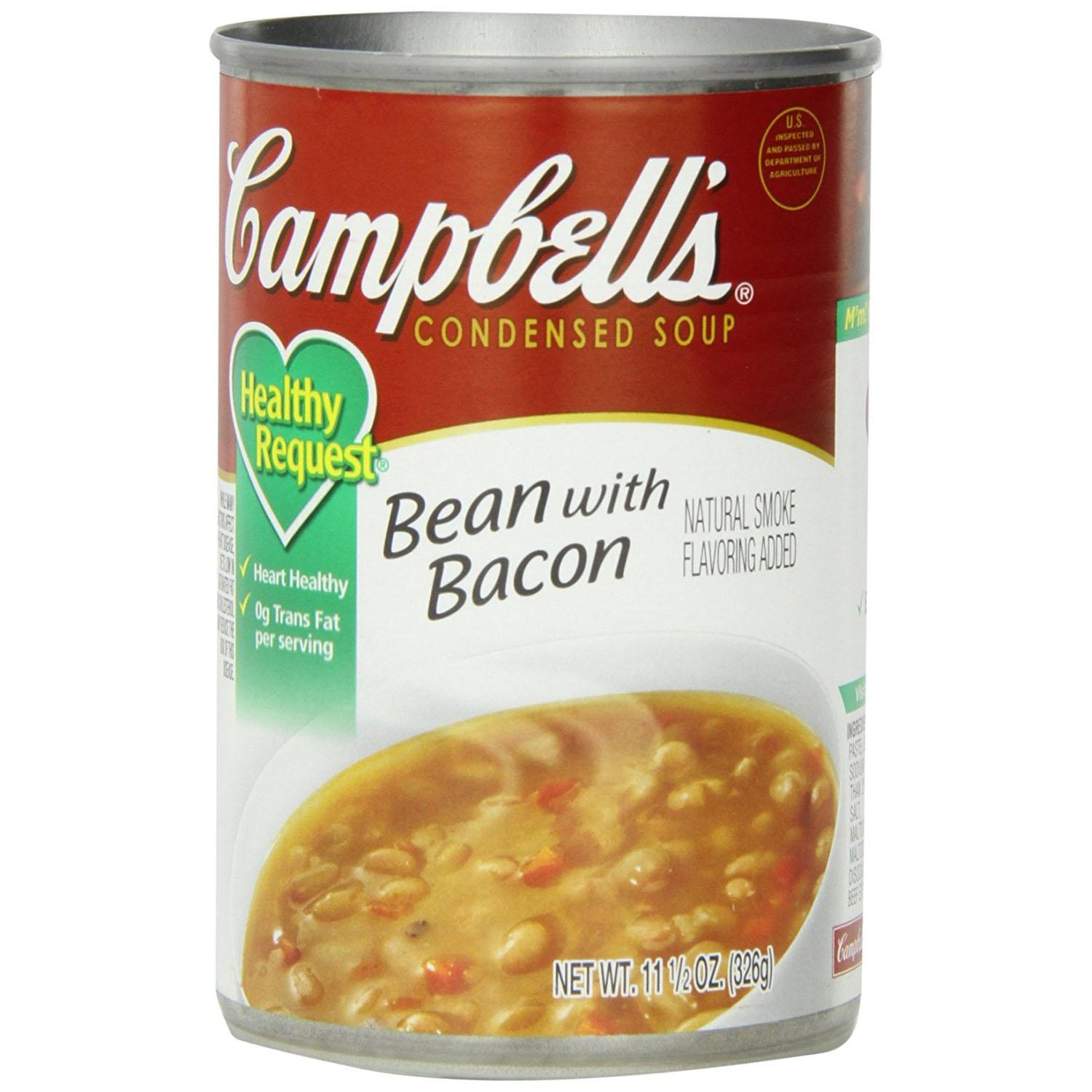 12 Cambell Healthy Request Condensed Soup