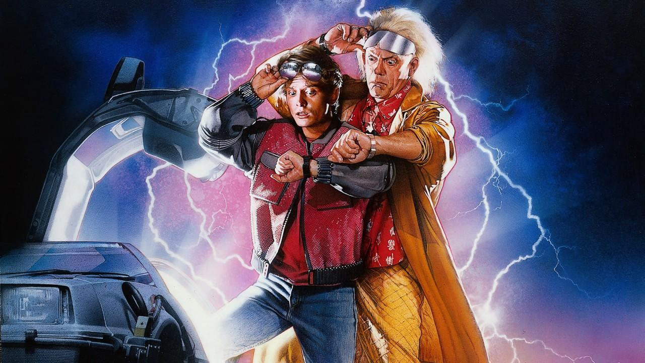 Back to Future Trilogy Digital HD