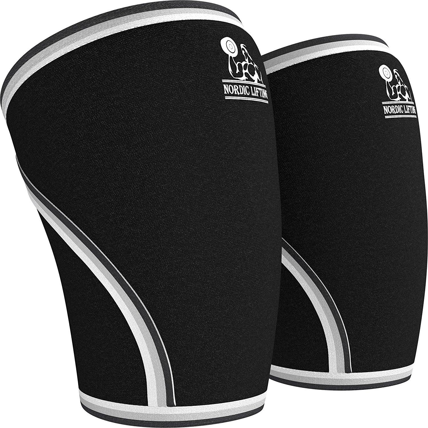 Nordic Lifting Knee Sleeves Support and Compression