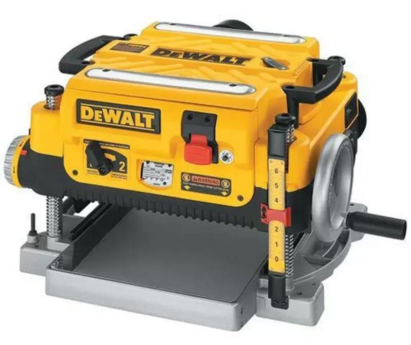 DeWALT DW735X 13in Two-Speed Woodworking Thickness Planer