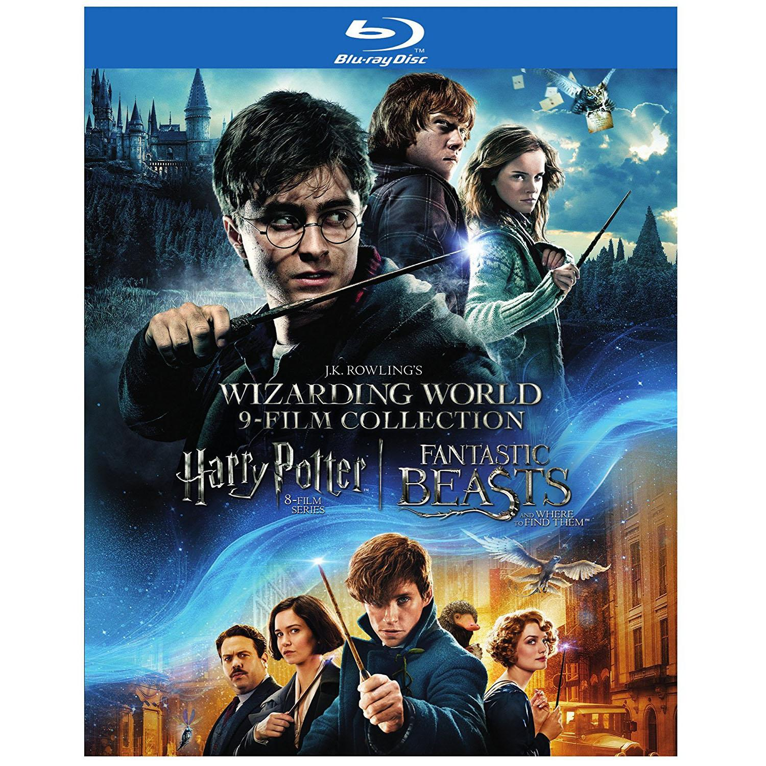 Wizarding World 9-Film Collection Special Edition Blu-ray
