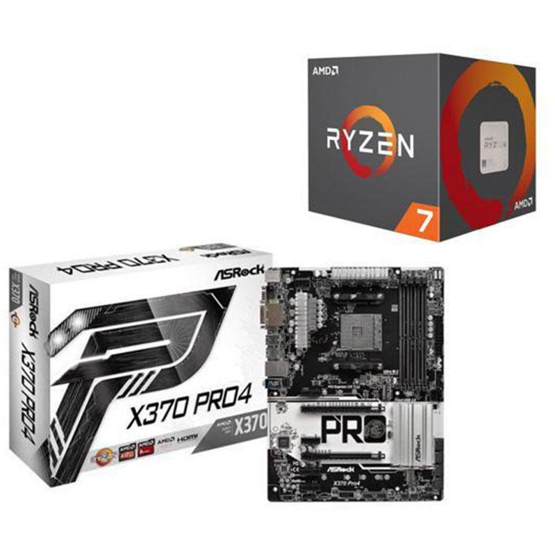 AMD Ryzen 7 1700 8-Core 3GHz CPU Processor with Motherboard