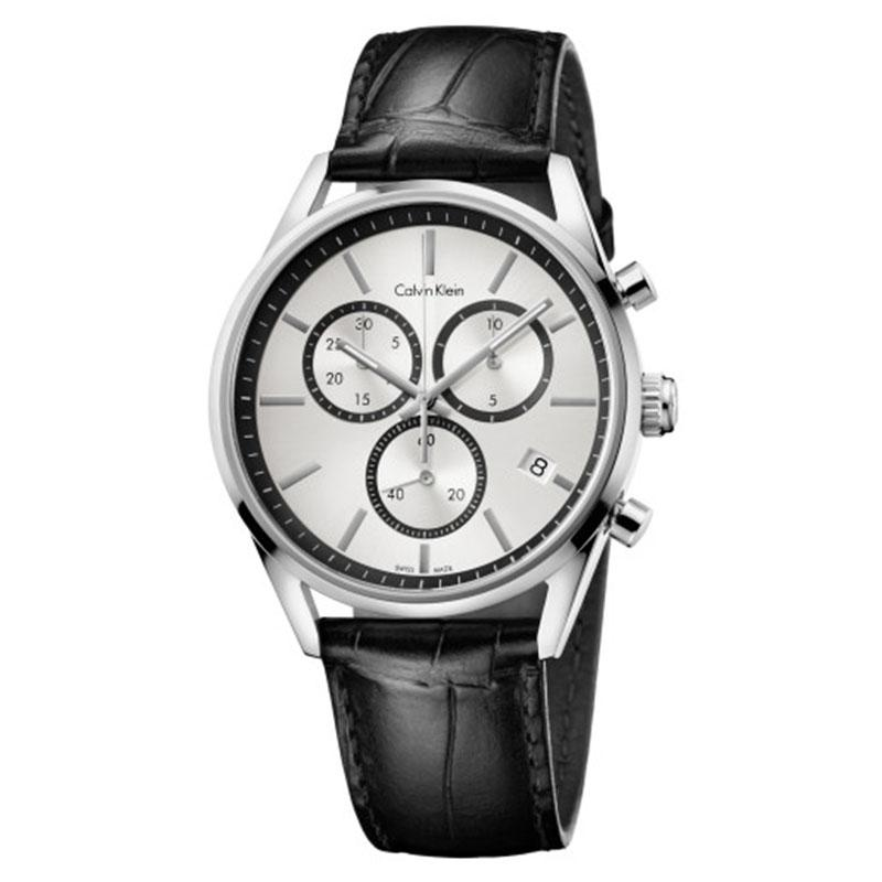 Calvin Klein Mens Formality Chronograph Watch