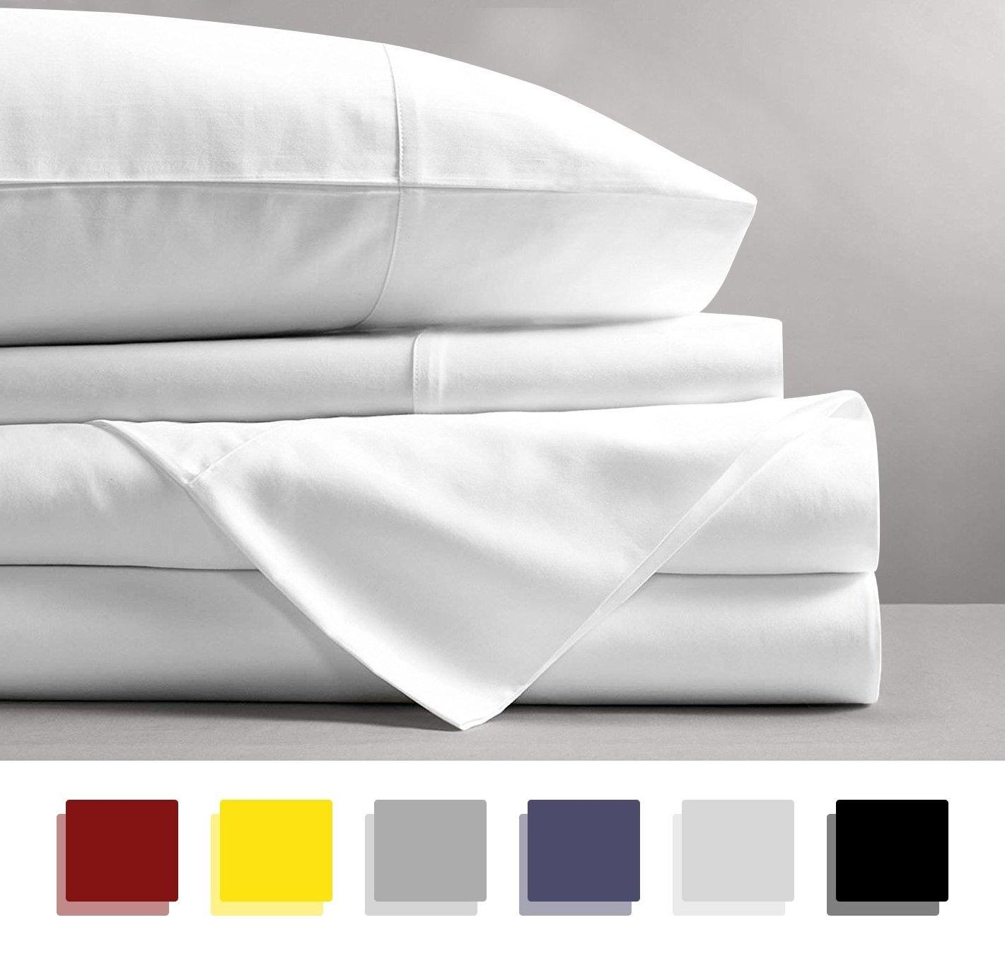 Mayfair Linen 600 Thread Count Bed Sheets For $44.99 Shipped
