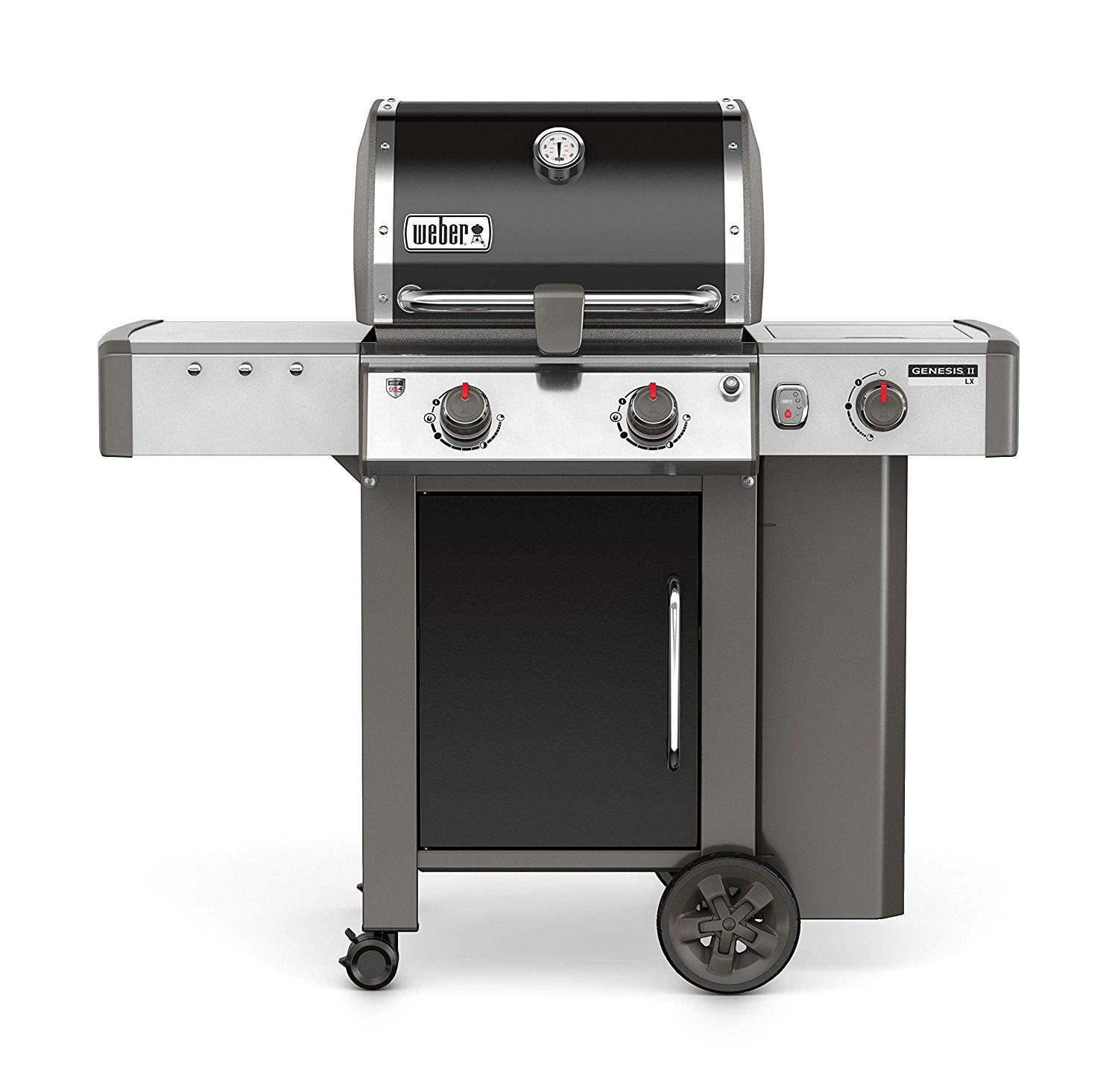 Weber Genesis II LX E-240 Natural Gas Grill