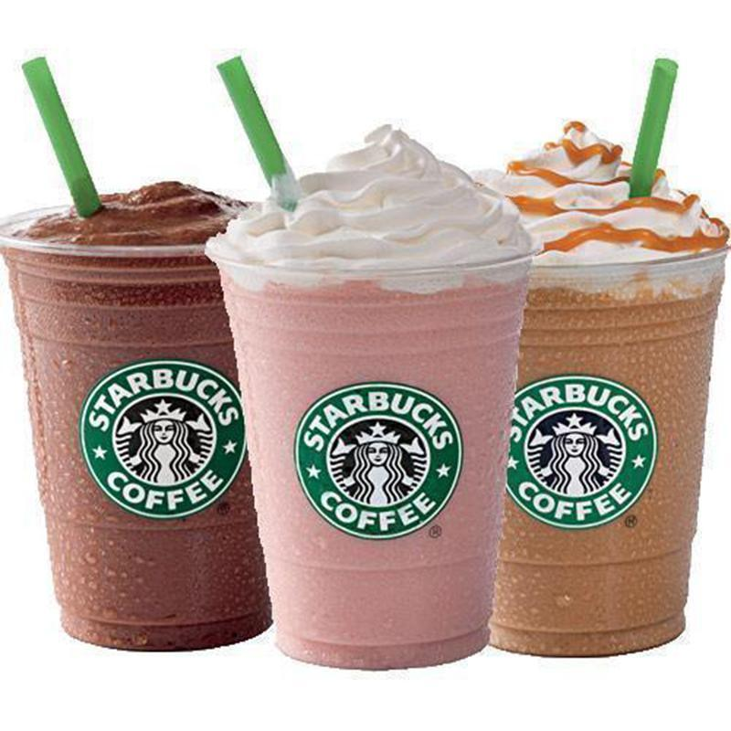 Starbucks Frappuccino Buy One Get One Free at Barnes and Noble