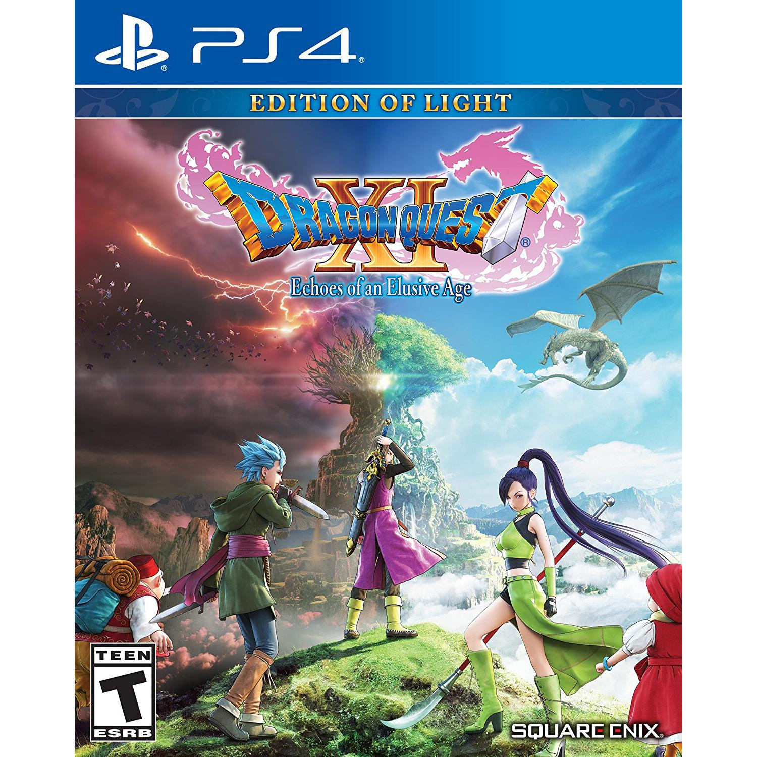 Dragon Quest XI Echoes an Elusive Age Edition Light PS4