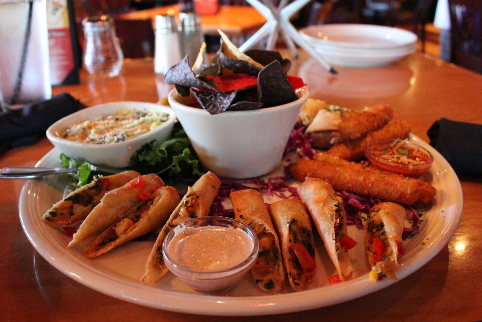 BJs Restaurant Free Appetizer with Purchase