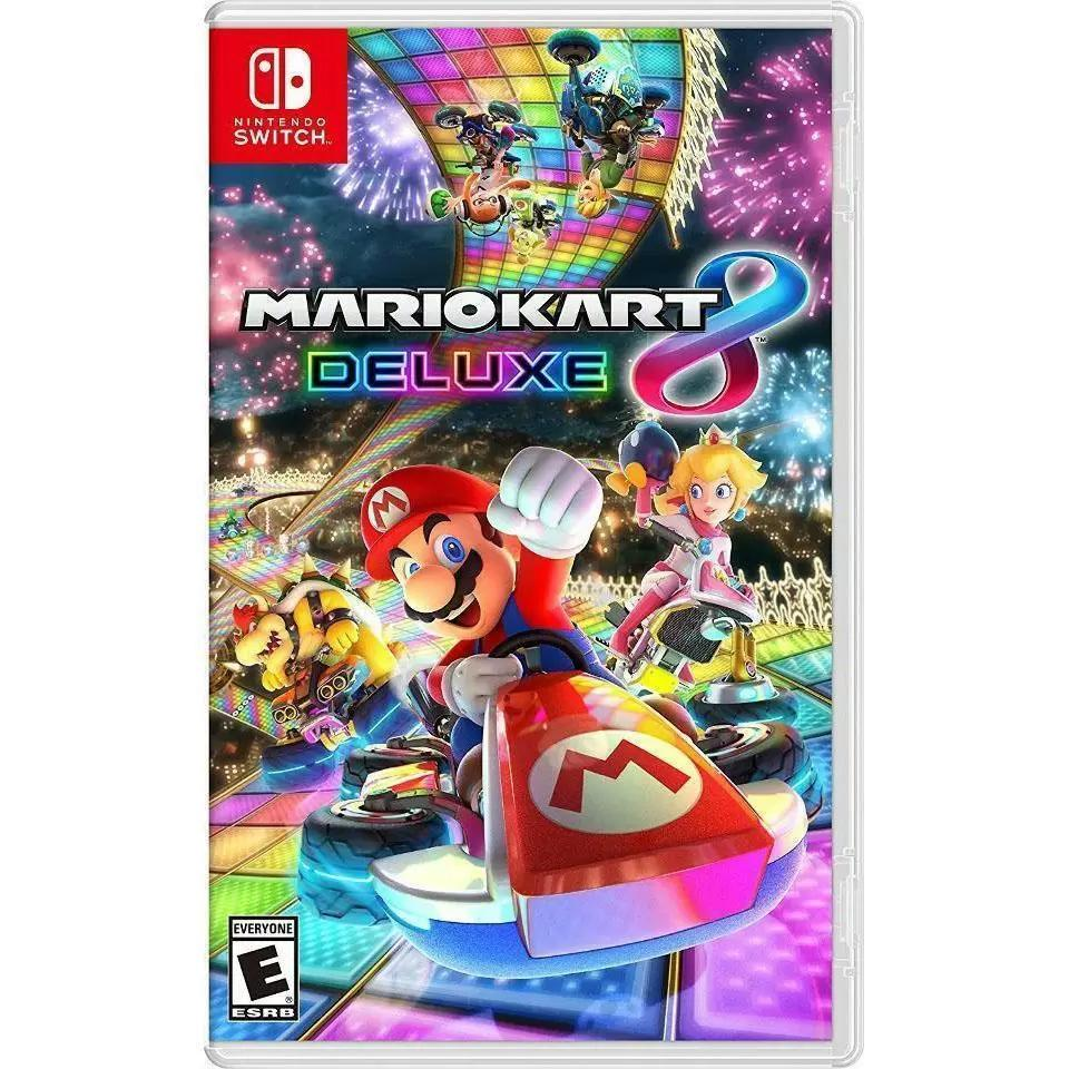 Out) Mario Kart 8 Deluxe Nintendo Switch
