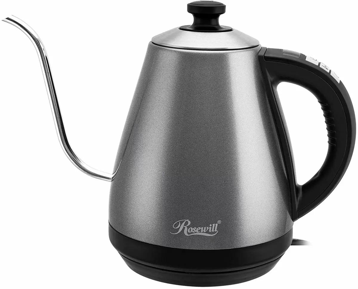Rosewill 1L Pour Over Electric Gooseneck Kettle for $19.99 Shipped