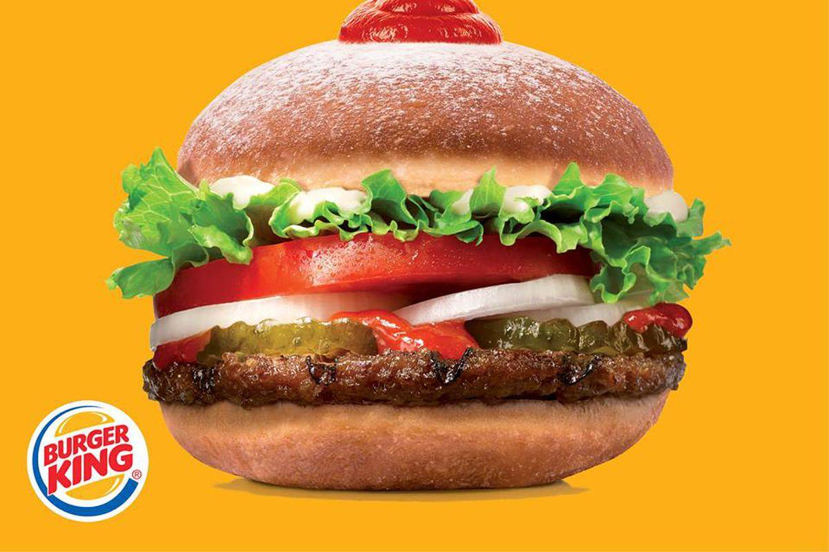 How to Get Burger King Whopper Sandwich