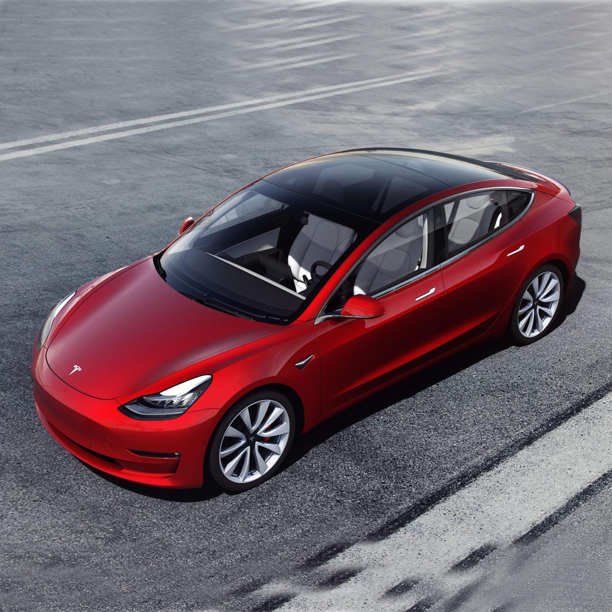 Tesla Model 3 Guaranteed by End Year To Get Tax Credit