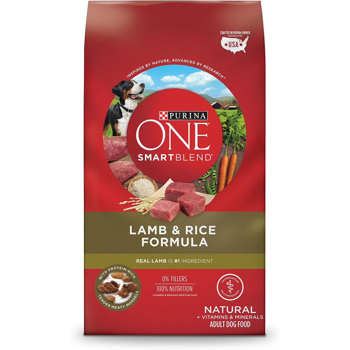 Free Purina ONE Dog or Cat Food Bag