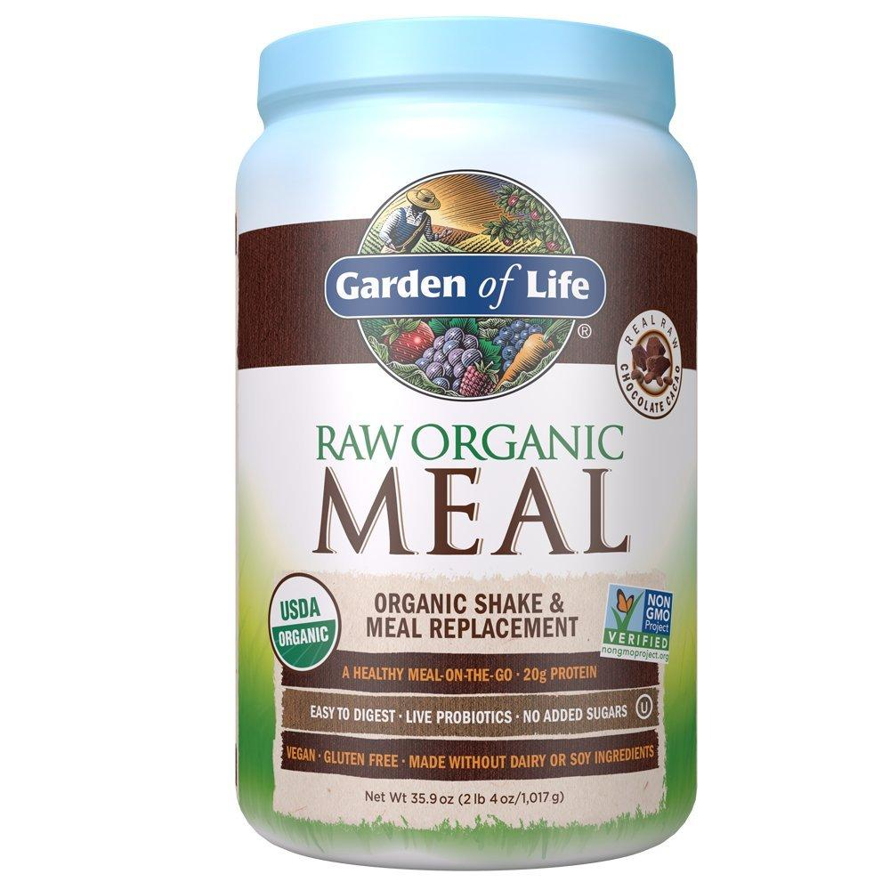 Garden Life Meal Replacements