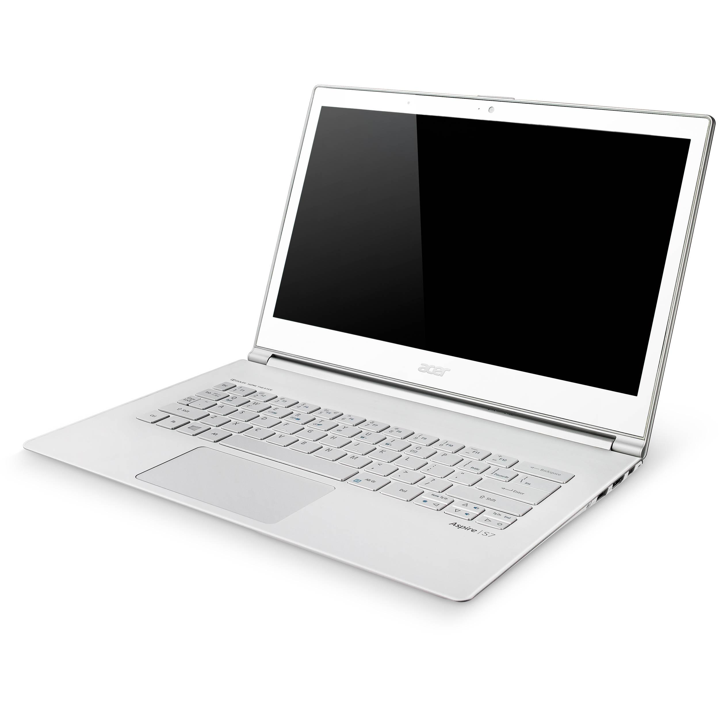 Acer Aspire S7-393 13.3in i7 8GB 256GB Touch Notebook Laptop