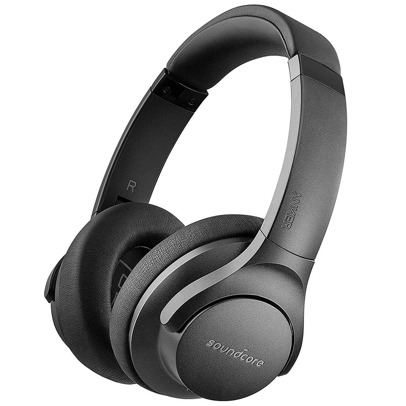 Soundcore Life 2 Active Noise Cancelling Over-Ear Headphones
