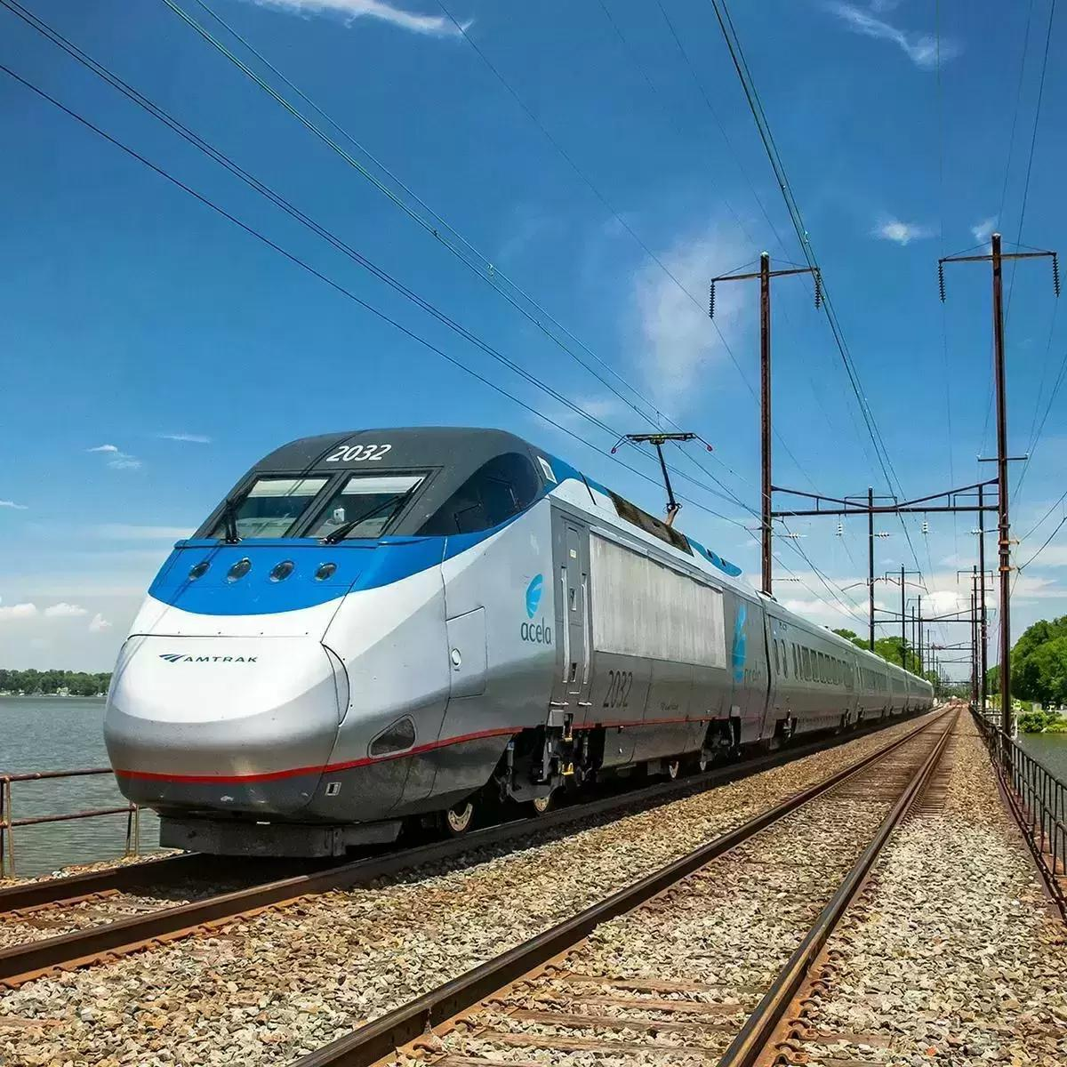 Amtrak Buy One Get One Free Train Tickets