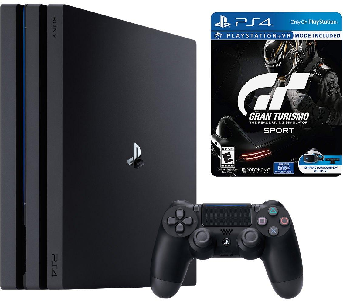 1TB Sony PlayStation 4 Pro with Grand Turismo