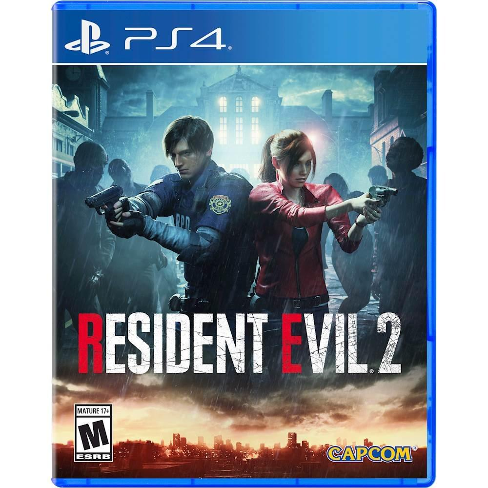 Resident Evil 2 PS4 or Xbox One Version