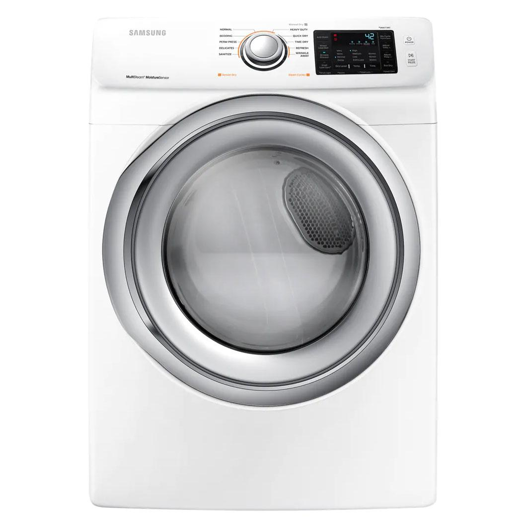 Samsung Electric Dryer with Steam