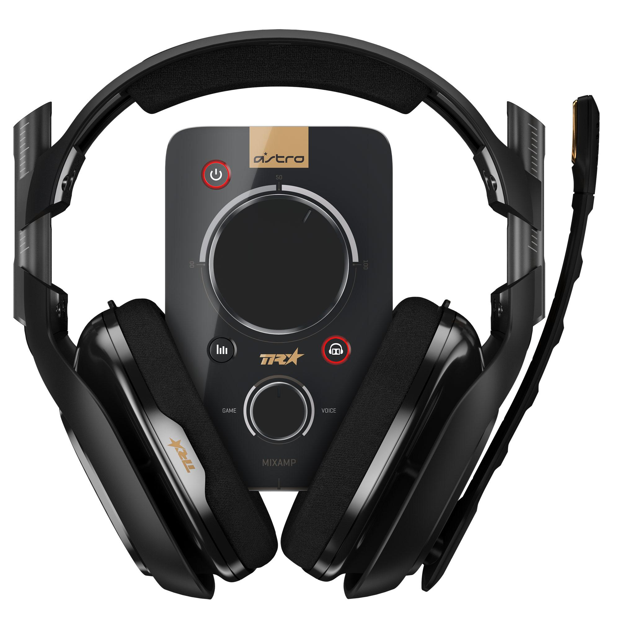 Astro A40 TR Headset with Astro MixAmp M80