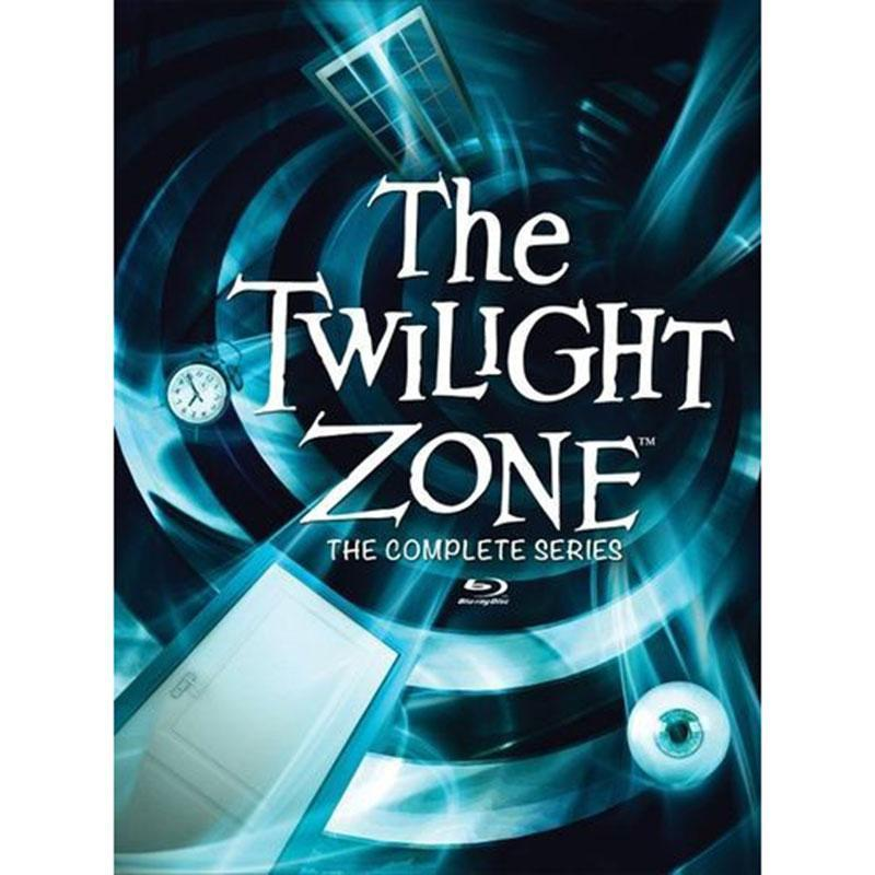 Out)The Twilight Zone Complete Series Blu-ray + Digital Copy