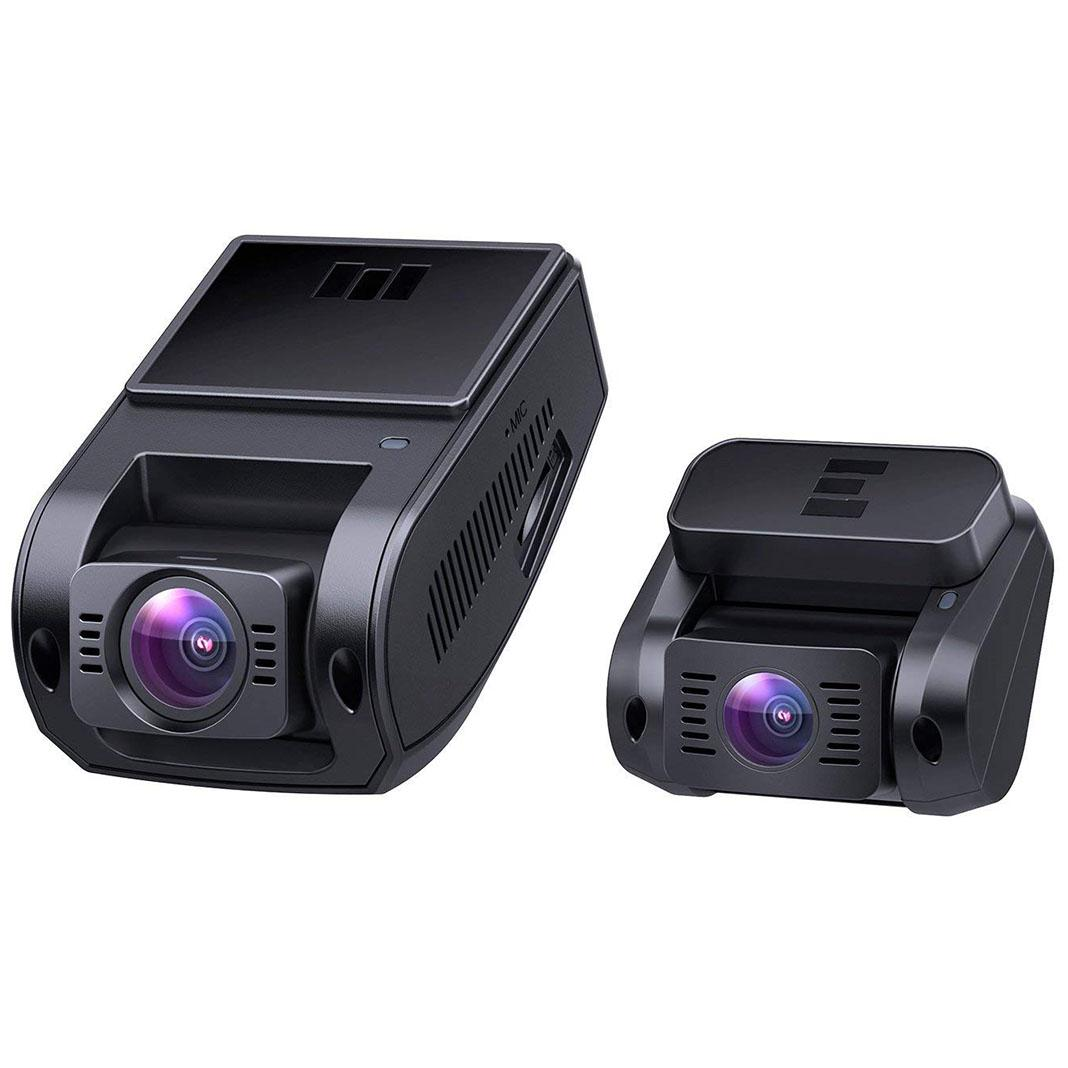 Aukey Dual Dash Cam 1080p HD Front and Rear Camera