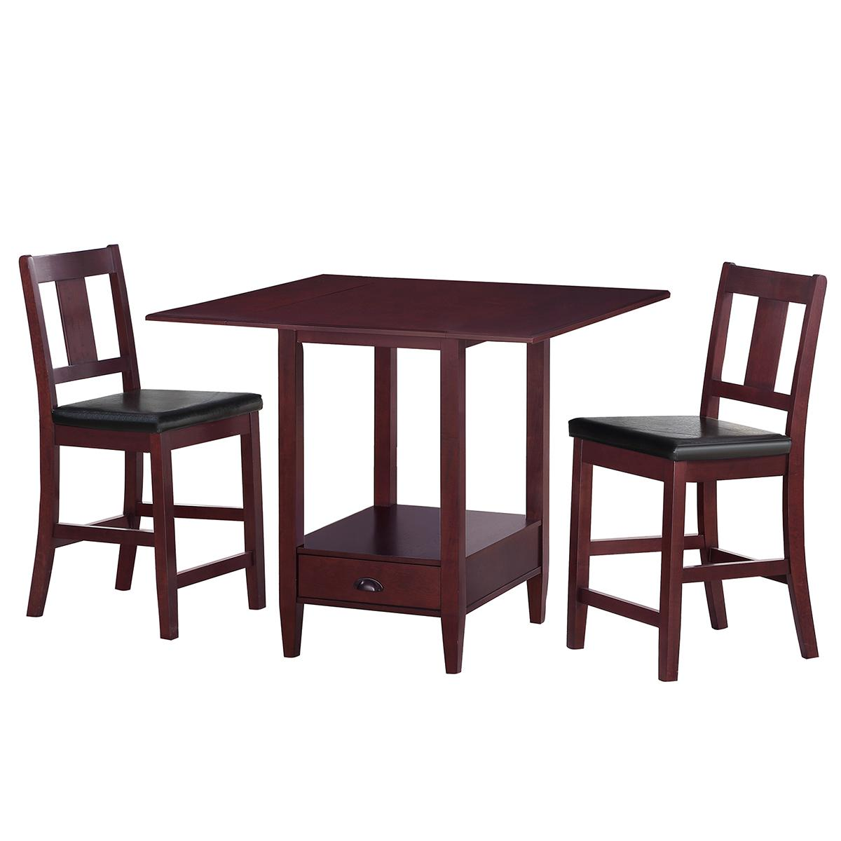 Better Homes and Gardens Patterson Counter Height Dining Set