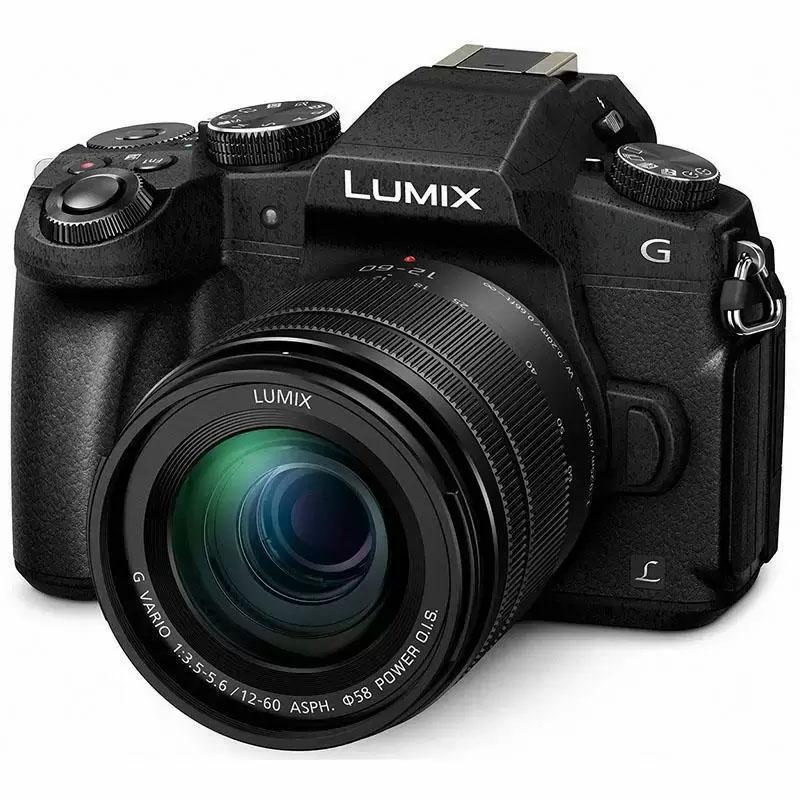 Panasonic G85 Mirrorless Camera with 12-60mm and 45-200mm Lens