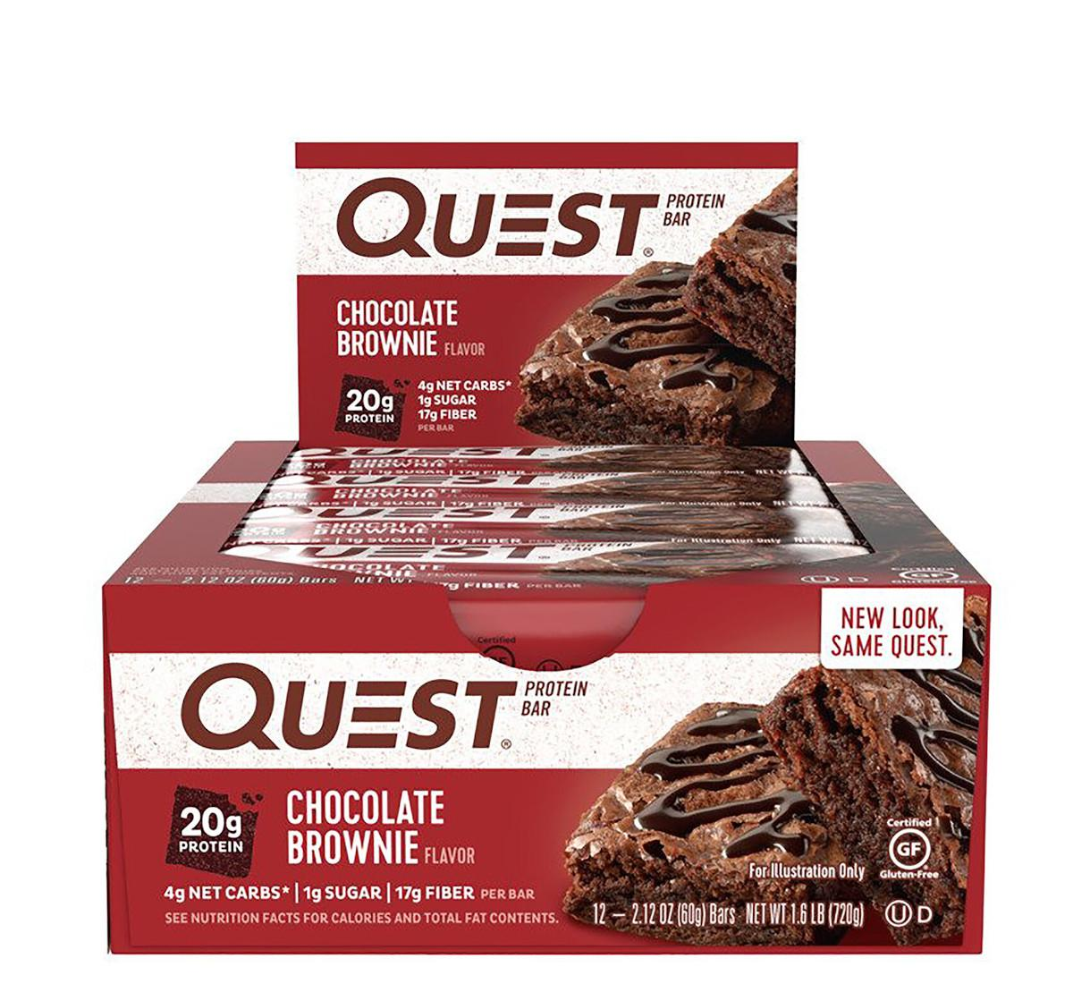 24 Quest Protein Bars