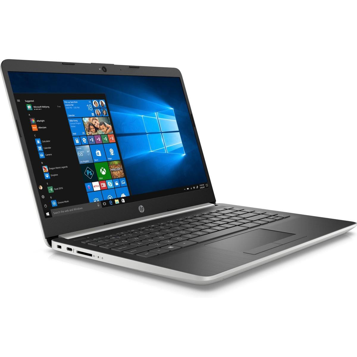 HP 14in i3 4GB 128GB Notebook Laptop