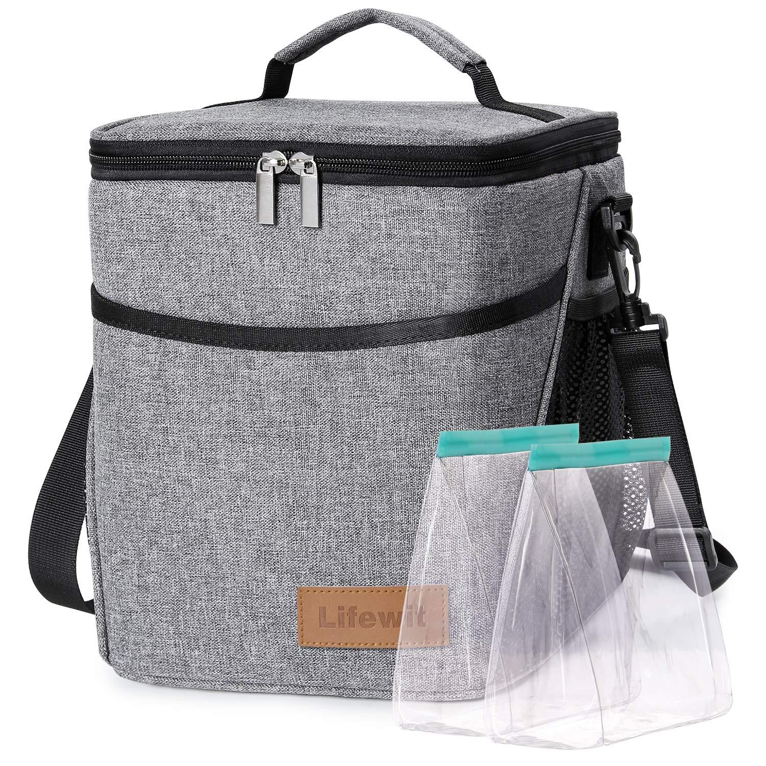 Lifewit 9L Insulated Lunch Bag