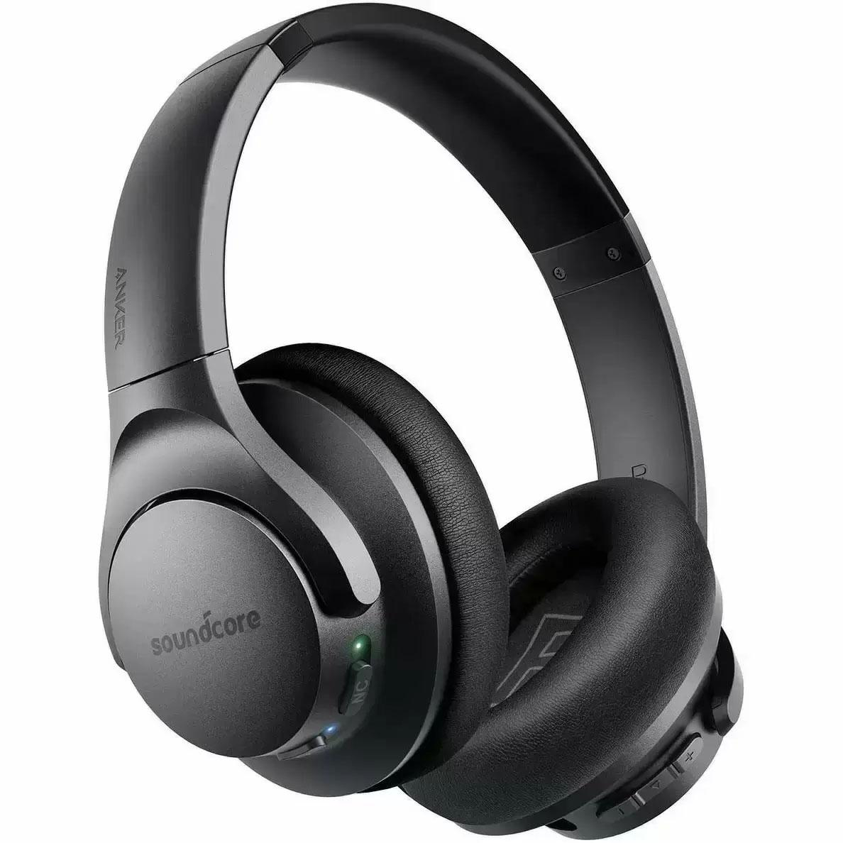 Anker Soundcore Life Q20 Noise Cancelling Headphones for $44.99 Shipped