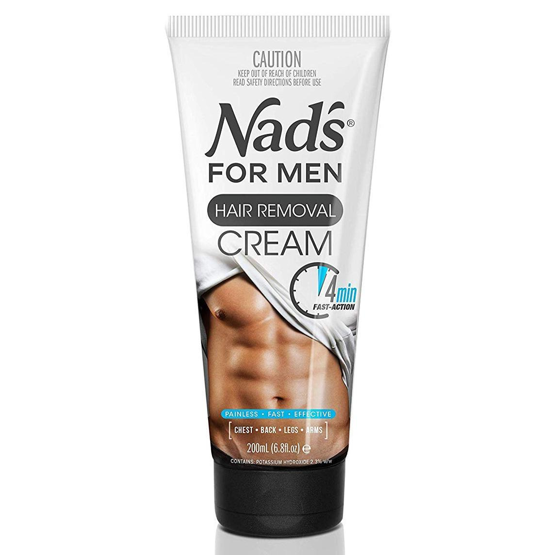 Nads for Men Hair Removal Cream for $5.57 Shipped