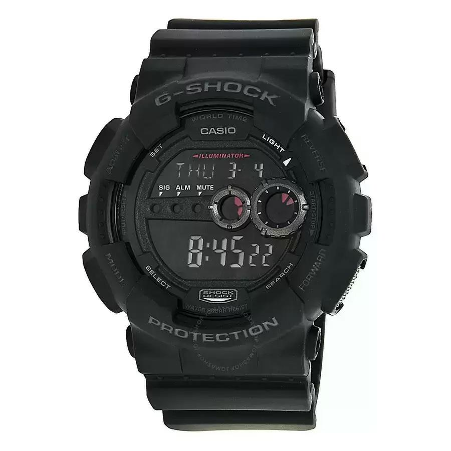 G-Shock Military Mens Watch GD100-1B for $52.99 Shipped