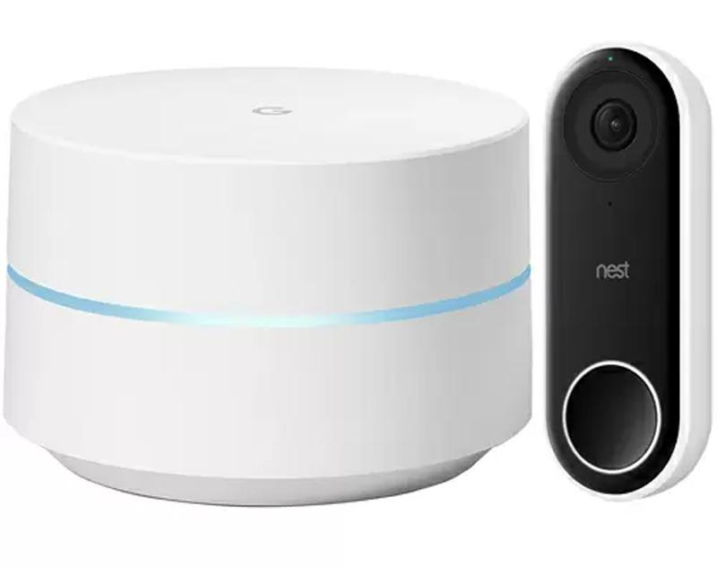 Nest Hello Doorbell with Nest Wifi for $229 Shipped
