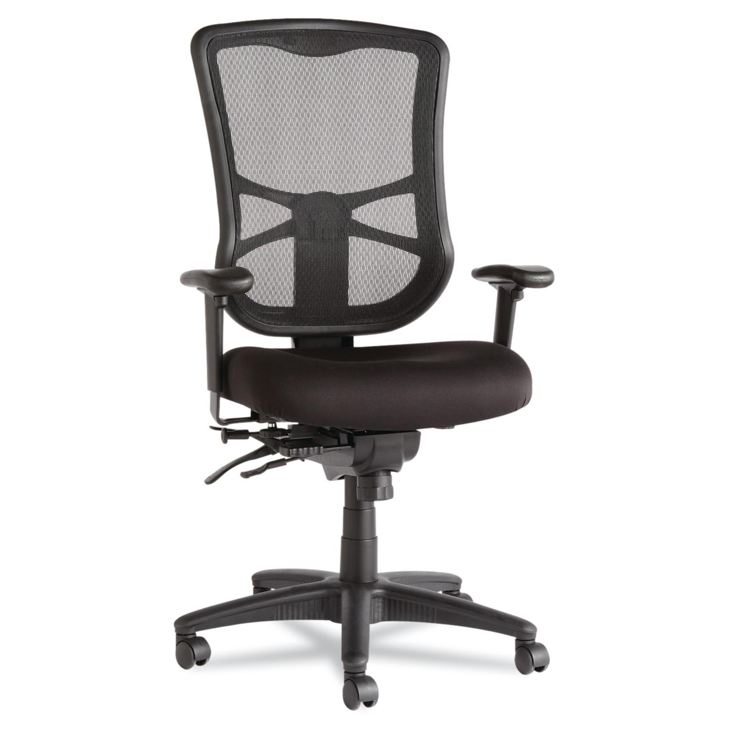 Alera Elusion Series Mesh High-Back Multifunction Office Chair for $134.41 Shipped
