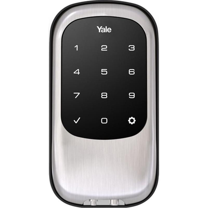Yale Locks Touchscreen Deadbolt T1L with Z-Wave for $99 Shipped
