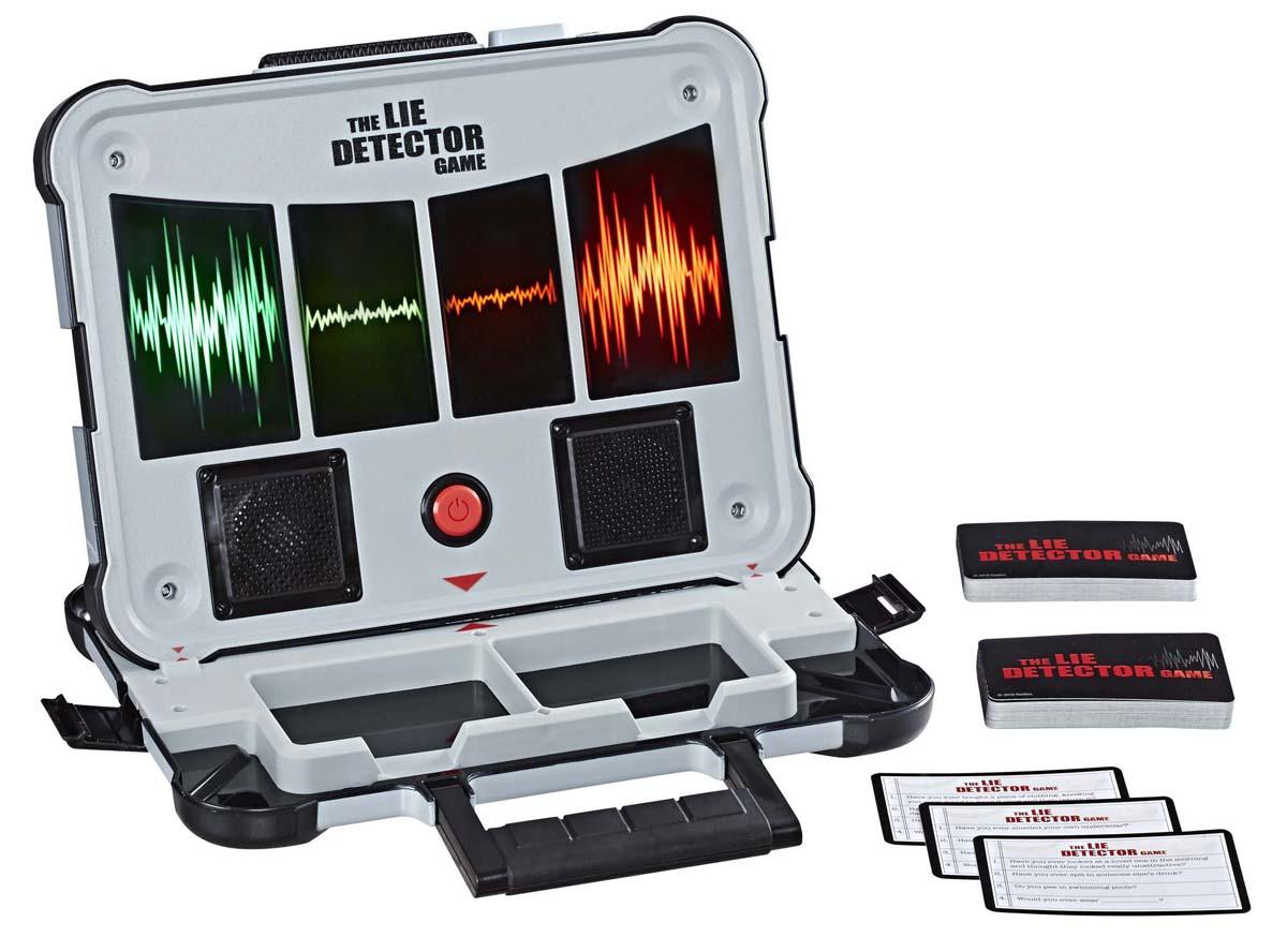The Lie Detector Game Adult Party Game for $5.97