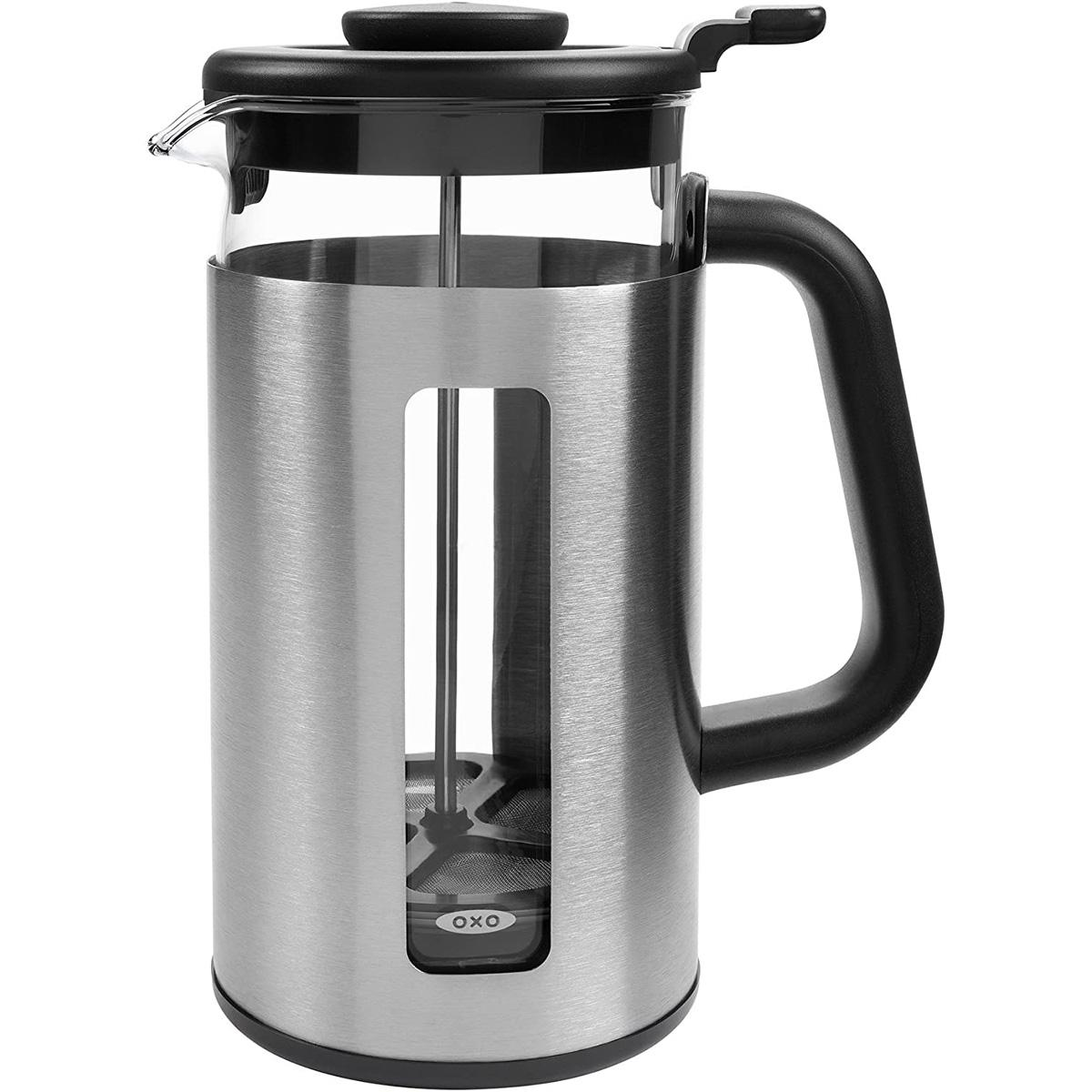 OXO Brew 8-Cup French Press Coffee Maker for $23.99 Shipped