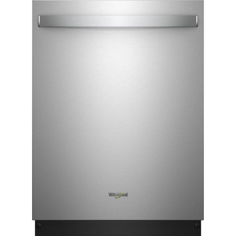 Whirlpool 24in Built-In Stainless Steel Dishwasher for $399.99 Shipped